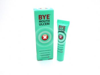 Bye Mouth Ulcer